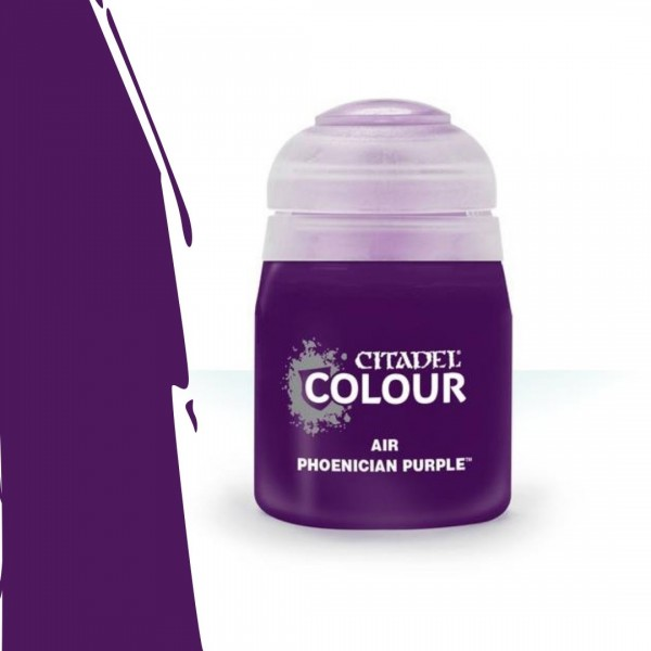 Air: Phoenician Purple 24ml