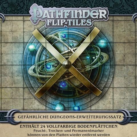 Pathfinder Flip Tiles Gefährliche Dungeons-Erweiterungssatz