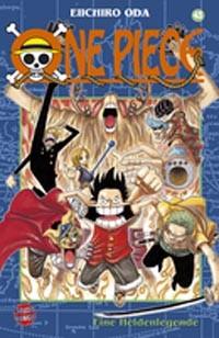 One Piece Band 43: Eine Heldenlegende