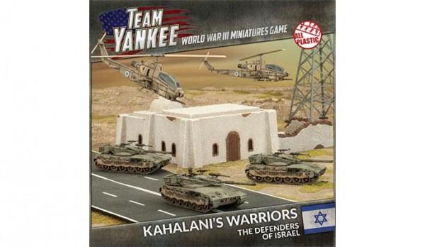 Oil War: Kahalani´s Warriors (Plastik)