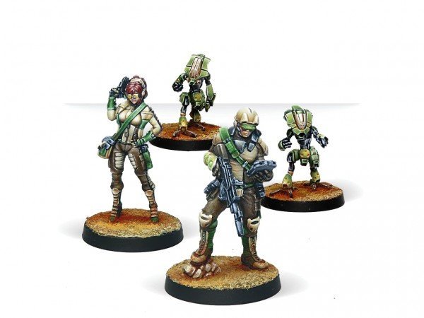 Infinity: Haqqislam Support Pack