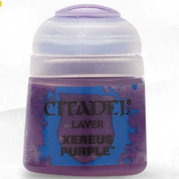 Layer: Xereus Purple 12ml
