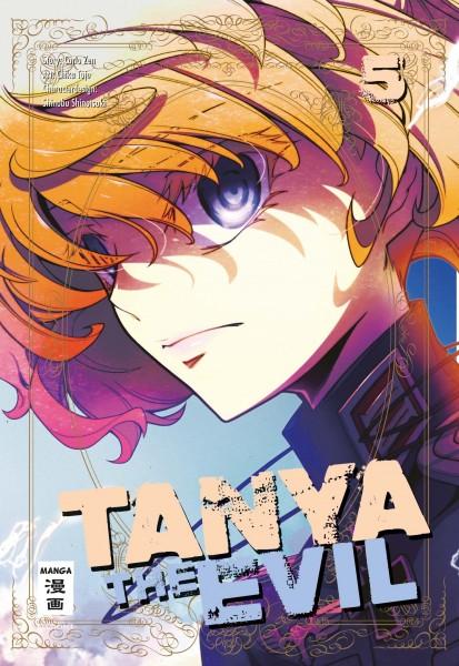 Tanya the Evil Band 05