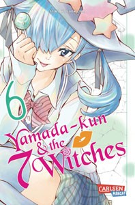 Yamada-kun and the seven Witches Band 06