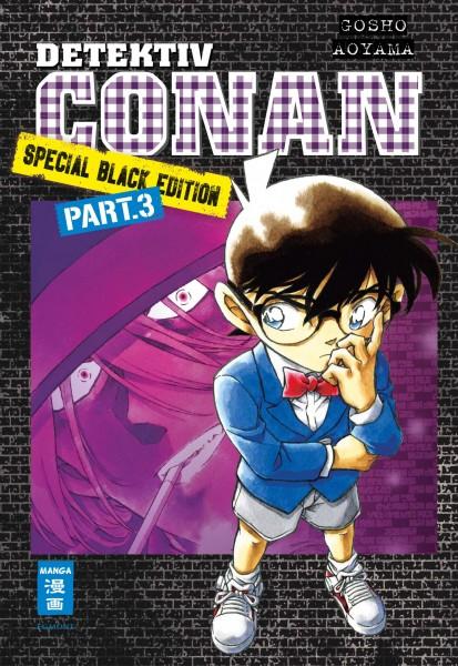 Detektiv Conan: Conan Special Black Edition 03