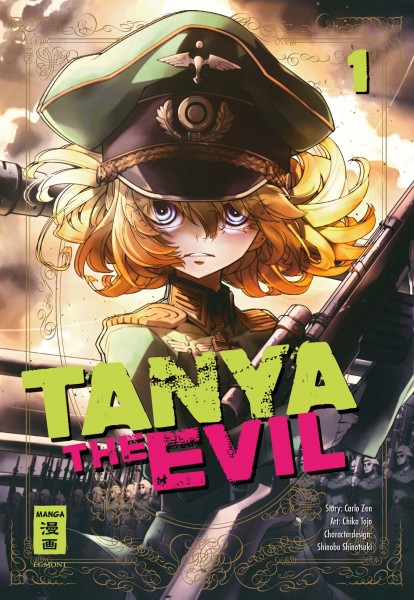 Tanya the Evil Band 01