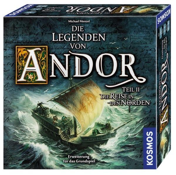 Die Legenden von Andor Teil II - Die Reise in den Norden