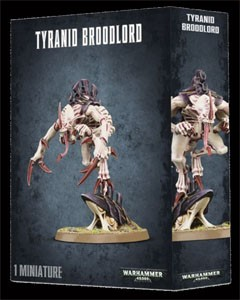 Warhammer 40k Tyraniden: Tyraniden Broodlord