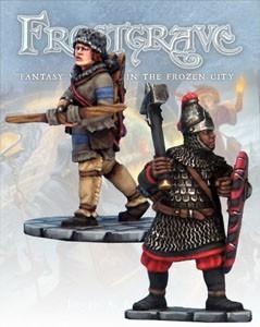 Frostgrave: Frostgrave Captains I