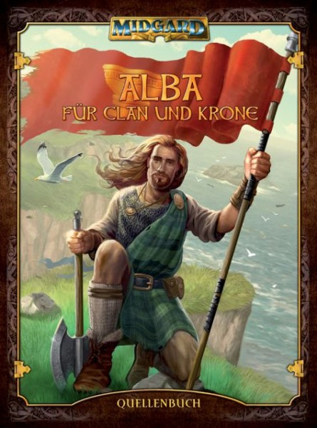 Midgard: Alba - Für Clan und Krone (Hardcover)