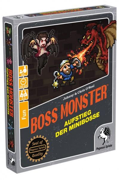 Boss Monster Aufstieg der Minibosse! Erw.