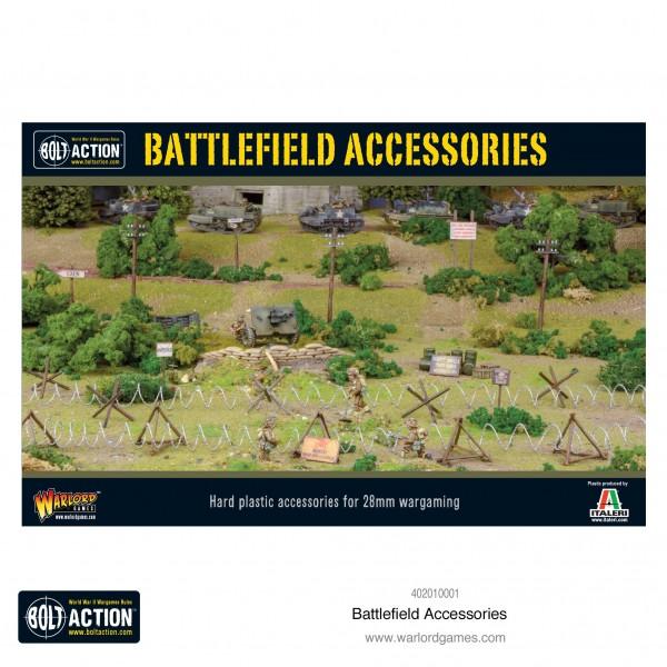 Bolt Action: Battlefiel Accessories