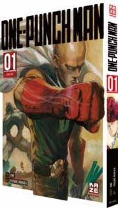 One-Punch Man Band 01