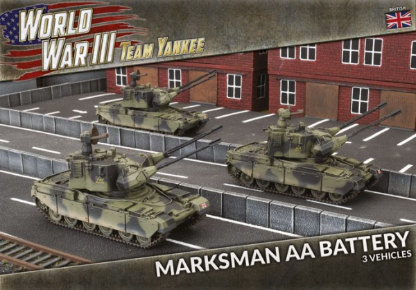 Marksman AA Battery (x3)