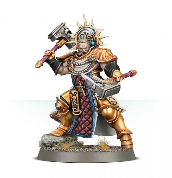 Vorrus Starstrike - The Lord Ordinatort