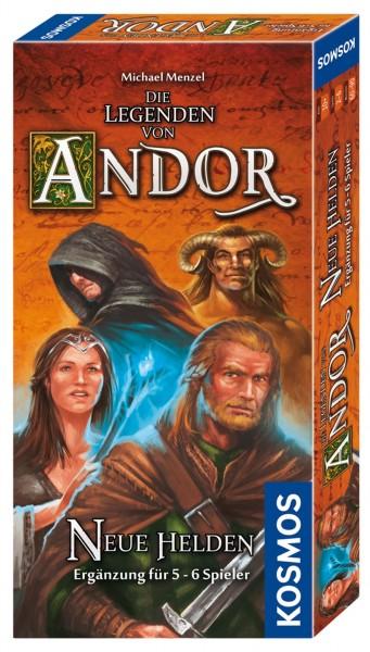 Die Legenden von Andor - Neue Helden (Erweiterung)