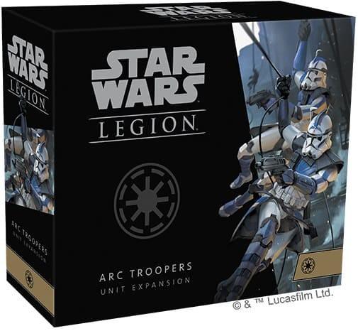 Star Wars Legion - ARC-Truppler (DE)