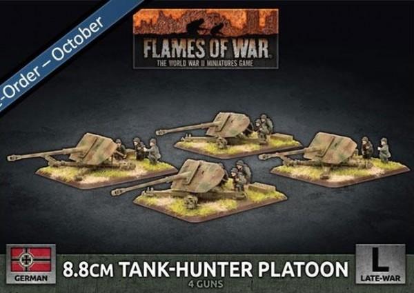Flames of War GE: 8.8cm Tank-Hunter Platoon