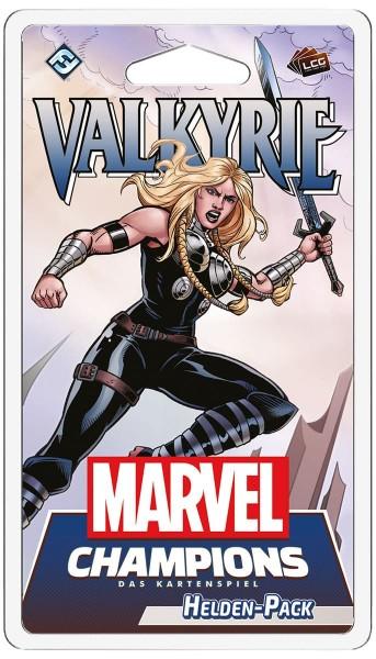 Marvel Champions - Valkyrie Erweiterung (DE)