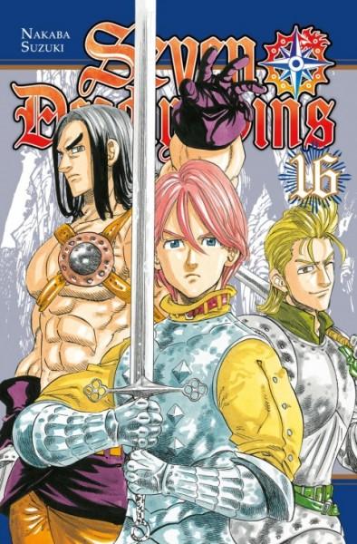Seven Deadly Sins Band 16