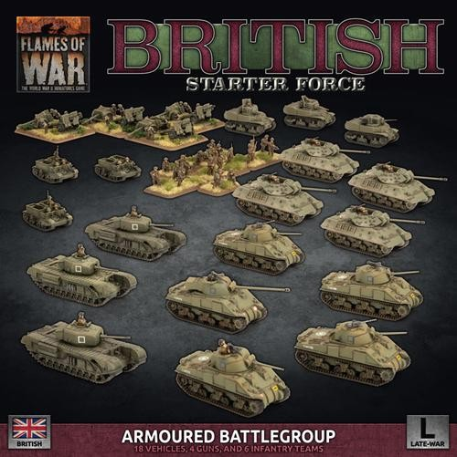 Flames of War BR: Late War British Army Deal