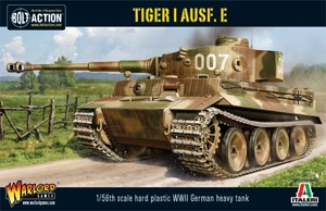 Bolt Action: German Tiger Ausf. E