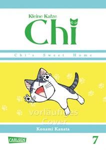 Kleine Katze Chi Band 07