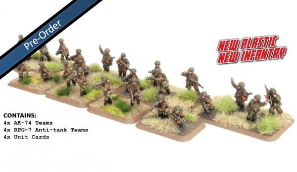 Team Yankee Motor Rifle Platoon (Plastic)