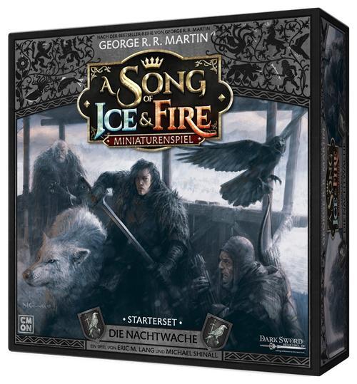 A Song of Ice & Fire - Die Nachtwache - Starterset (dt.)