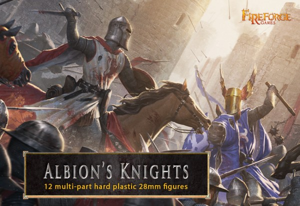 Fireforge Games: Albion Knights (12)