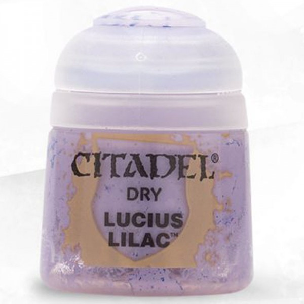 Dry: Lucius Lilac 12ml