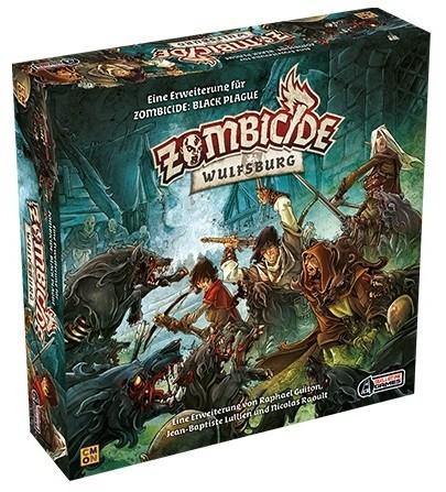 Zombicide - Black Plague Wulfsburg (deutsch)