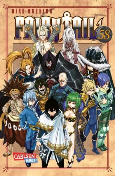Fairy Tail Bd. 58