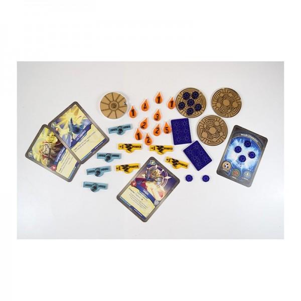 Keyforge: Gold Token Set