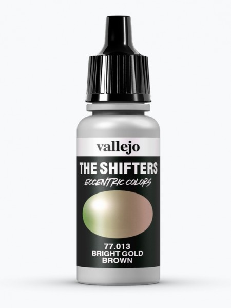 Vallejo Shifters 013 - Bright Gold Brown 17ml