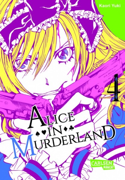 Alice in Murderland Band 4