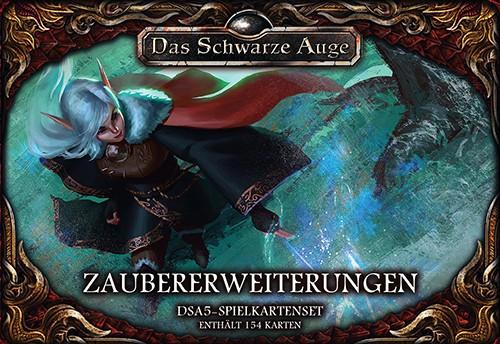 DSA5 Spielkartenset Aventurische Magie Zaubererweiterungen