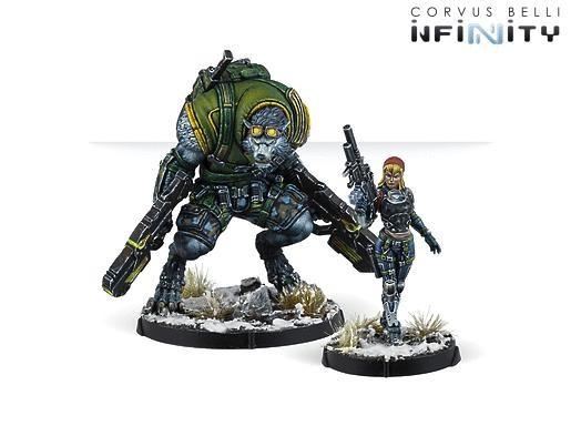 Equipe Mirage-5 Box