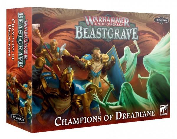 Warhammer Underworlds: Champions des Dreadfanes (englisch)