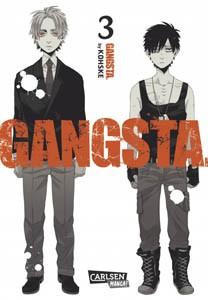 Gangsta. Band 03