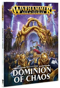 Battletome: Dominion of Chaos (engl.)