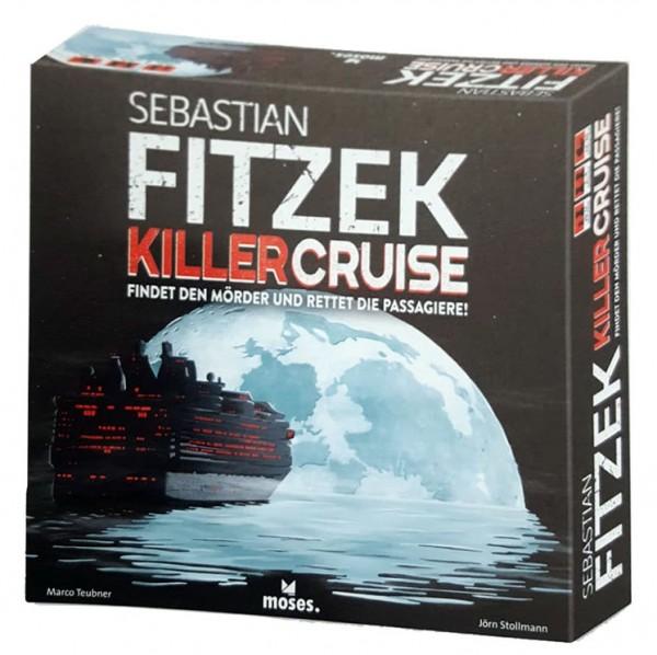 Sebastian Fitzek - Killercruise (DE)