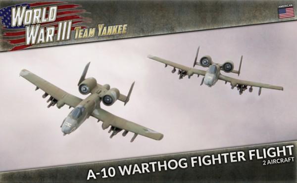 Team Yankee A-10 Warthog (x2 Plastic)