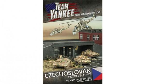Team Yankee Czechoslovak People´s Army (engl)