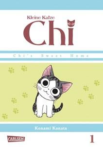 Kleine Katze Chi Band 01