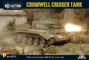 Bolt Action: British Cromwell Cruiser