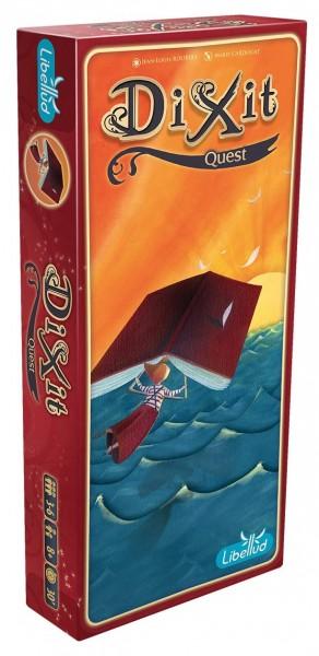 Dixit 2 - Big Box (Quest)