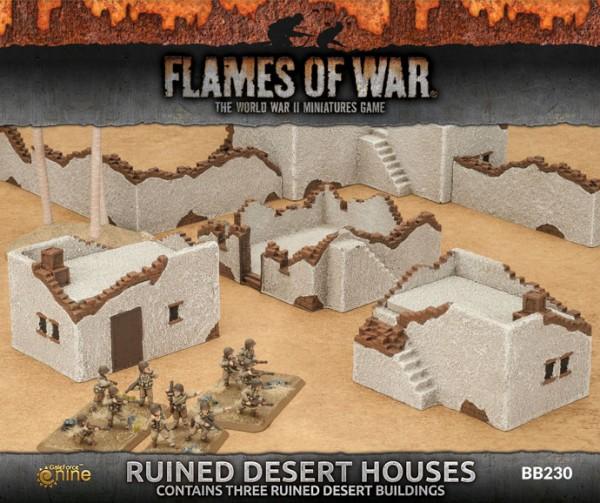 Ruined Desert Houses (3)