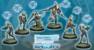 Infinity: Tohaa Trident Starter Pack