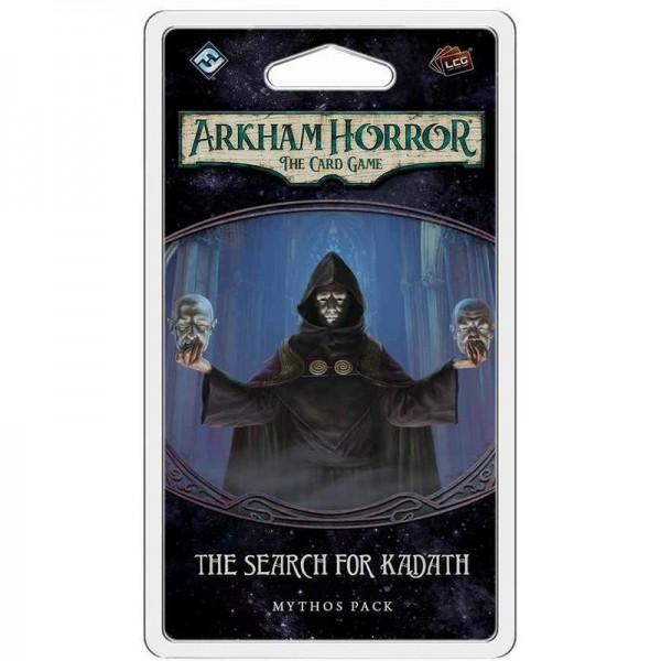 Arkham Horror: LCG - Die Suche nach Kadath (dt.)